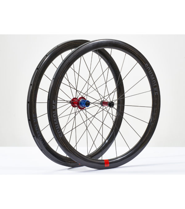 TLO 45 Tubular Carbon Wheelset