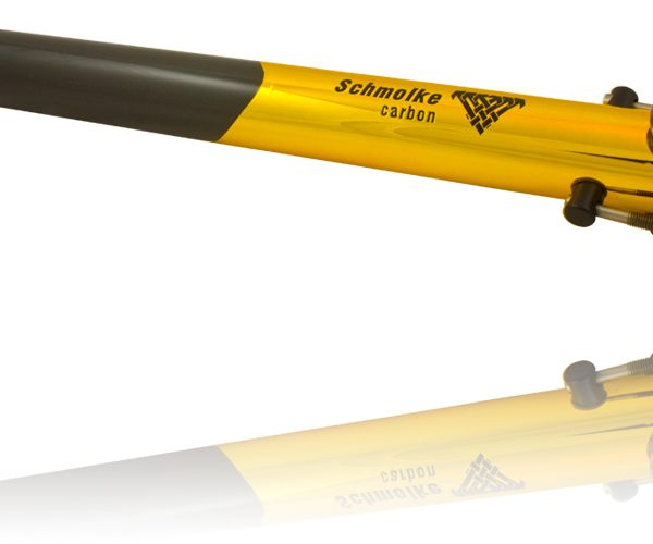 TLO Schmolke Carbon limited edition gold seatpost