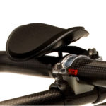 triathlon carbon dropbar closeup