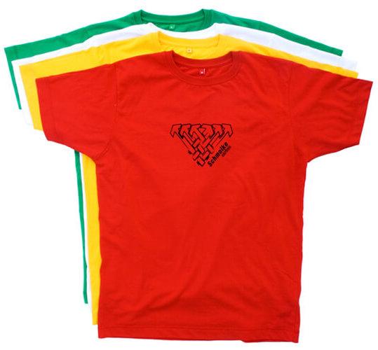Schmolke Carbon logo t-shirt