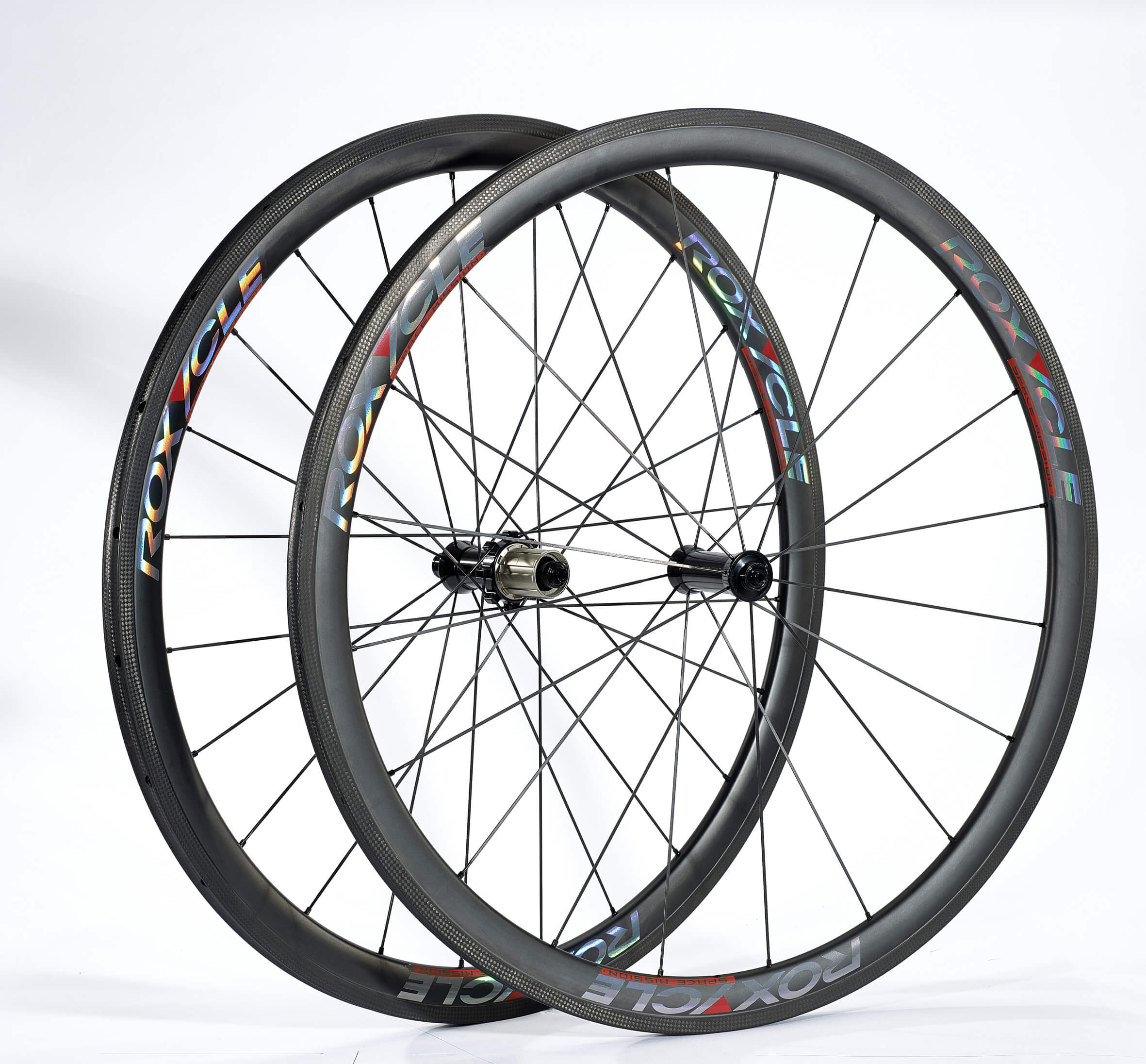 Roxycle Carbon wheelset