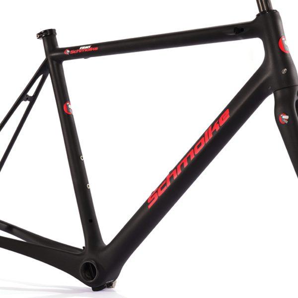 Schmolke Carbon Grenoble full frame set black