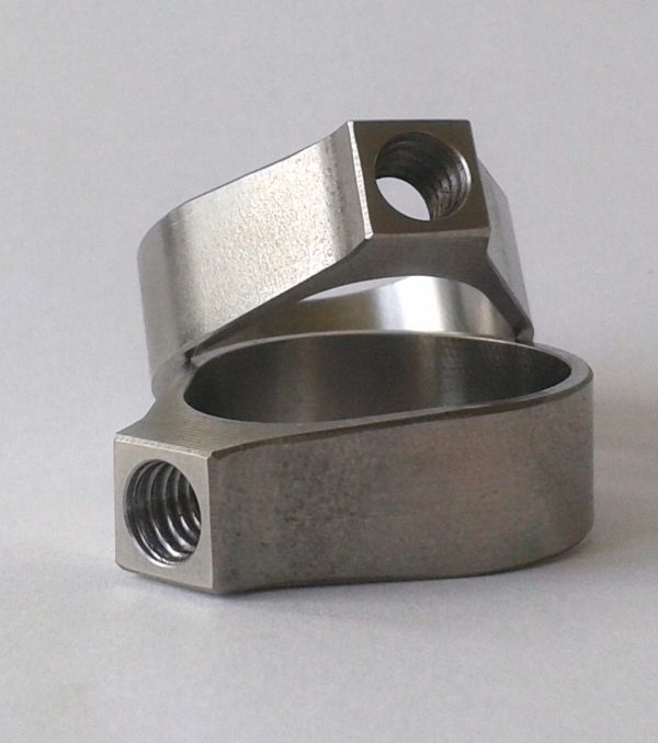 titanium dropbar break bandages