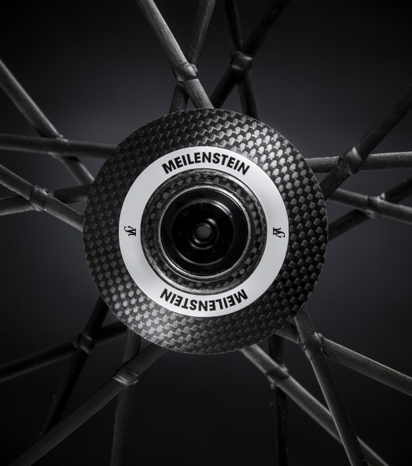 lightweight carbon rim wheelset