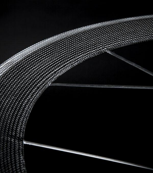 lightweight carbon rim wheelset meilenstein_close_up
