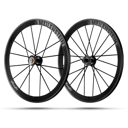 lightweight carbon rim wheelset