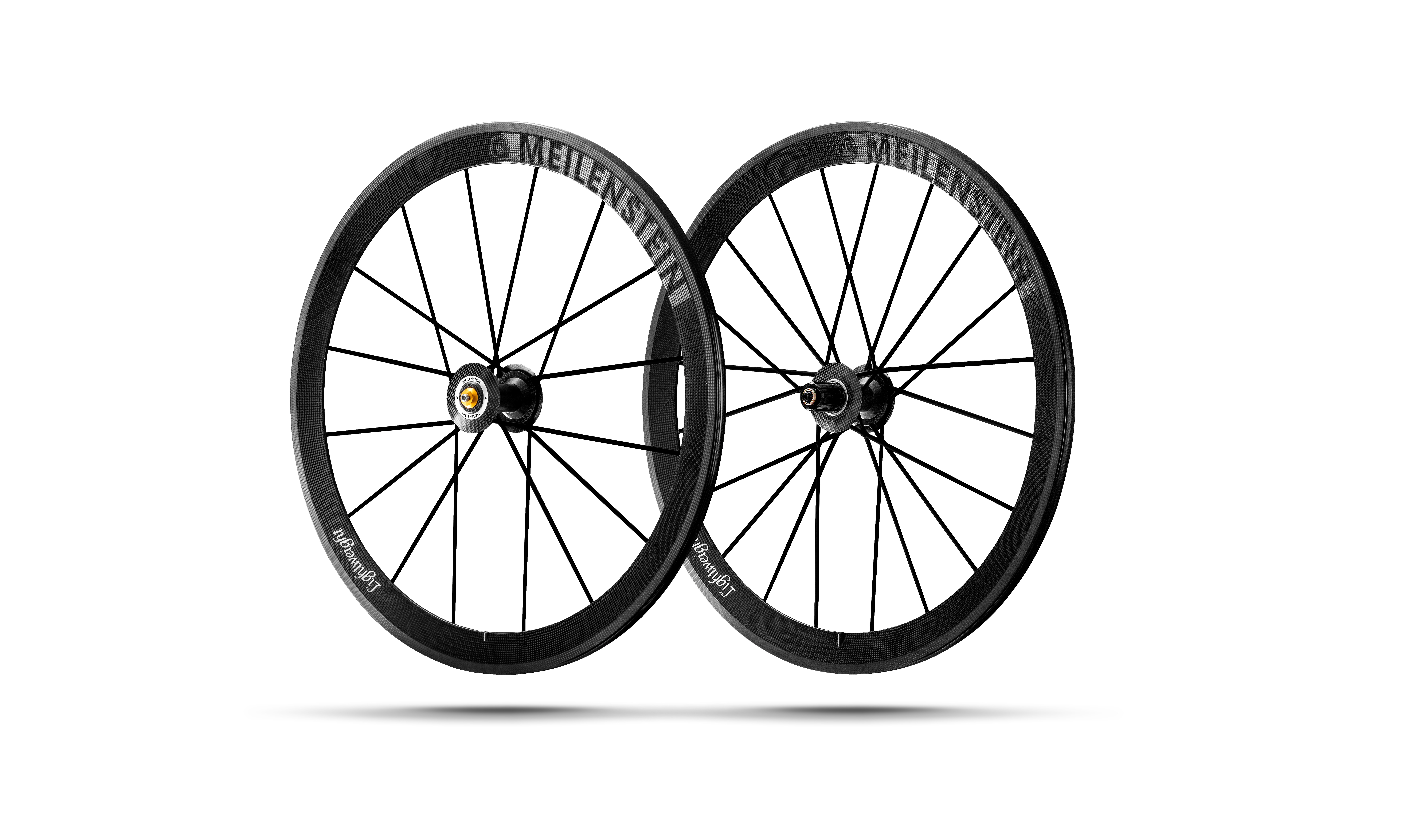 lightweight clincher carbon wheelset