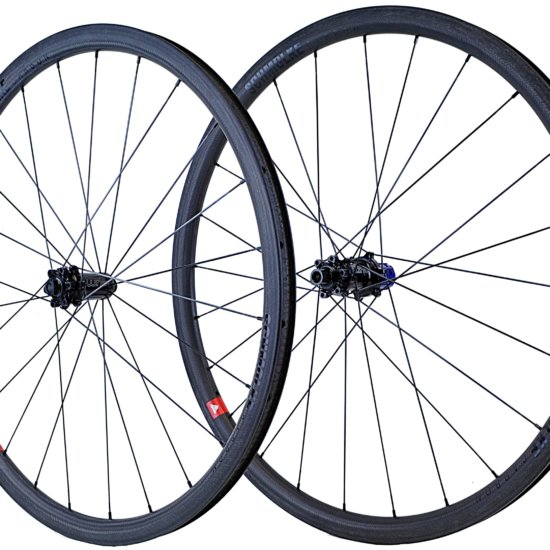 TLO Clincher Disc 30mm black edition