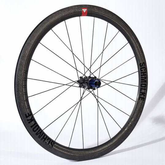 Clincher 45 TLO Disc Black Edition with Tune Prince hub
