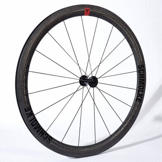 Clincher 45 SL Black Edition with Tune Mig 70 Hub