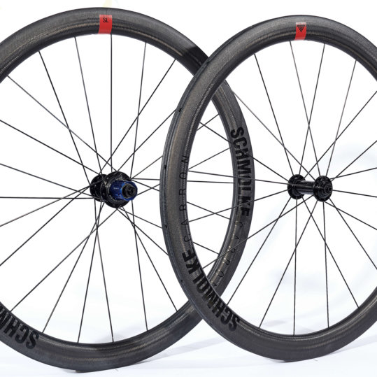 Schmolke Tubular SL 45mm wheelset with Tune mig70 mag 170 hubs