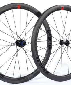 Schmolke Tubular SL 45mm wheelset with Tune mig mag hubs