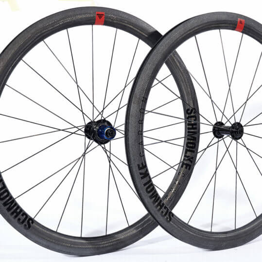 Clincher SL wheelset Black Edition