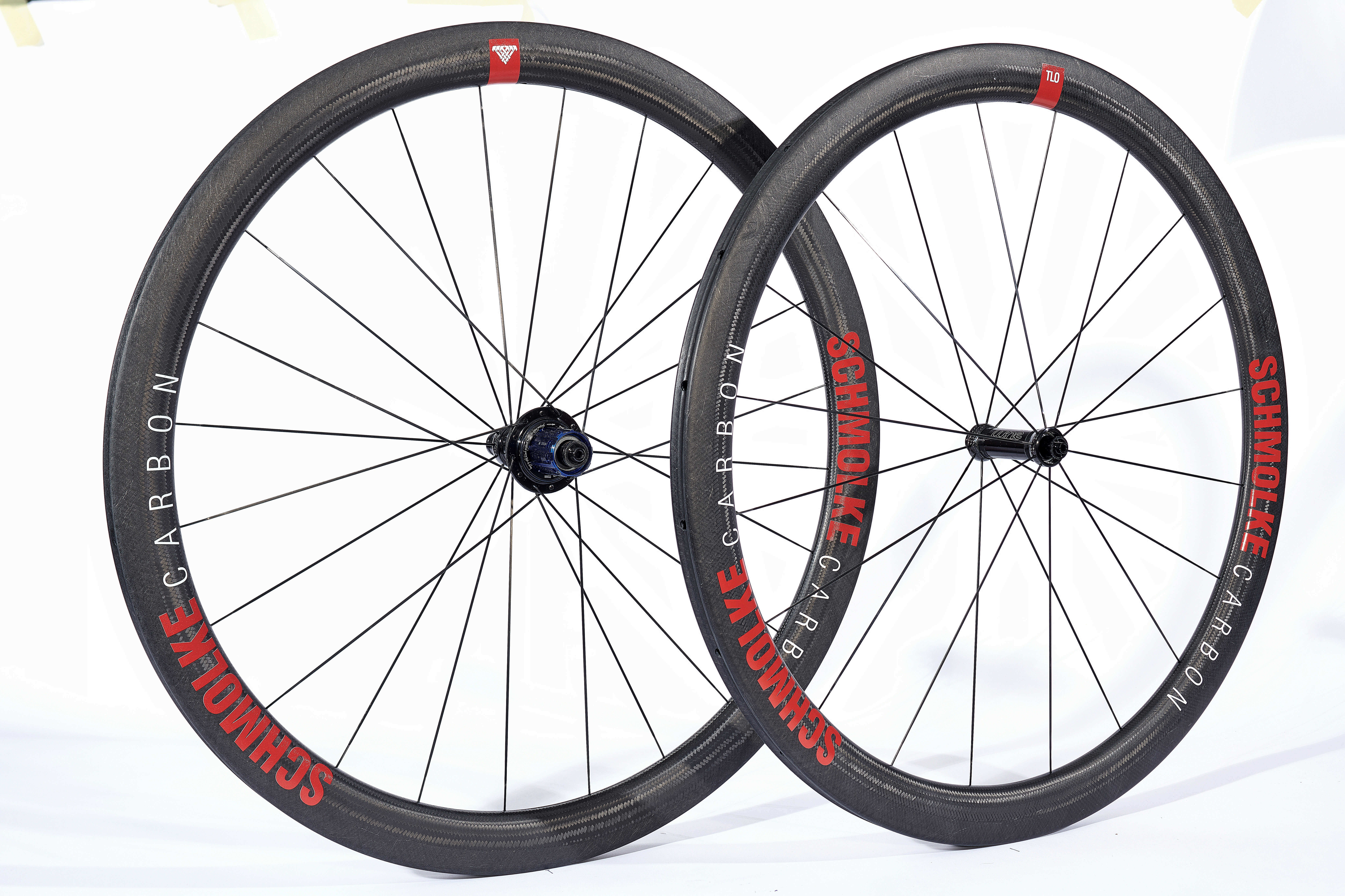 Tubular TLO 45 wheelset Team Edition