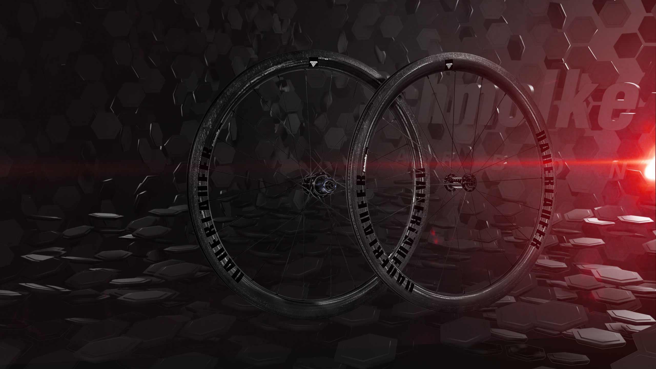 Carbon Laufrad