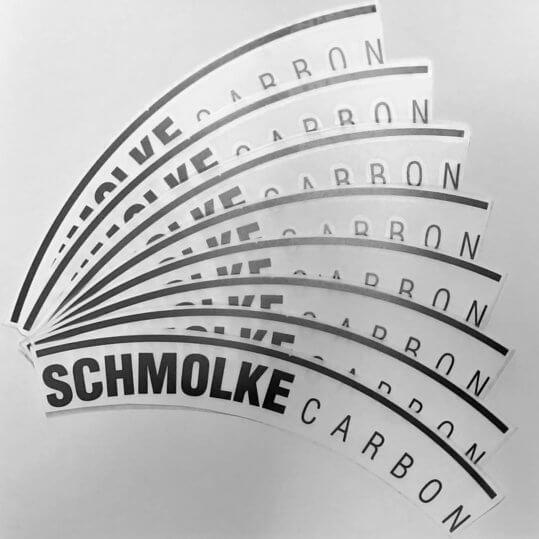 Schmolke Carbon rim decal2