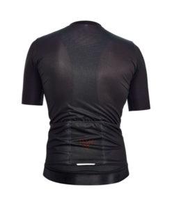 Schmolke Carbon Black Edition Jersey back
