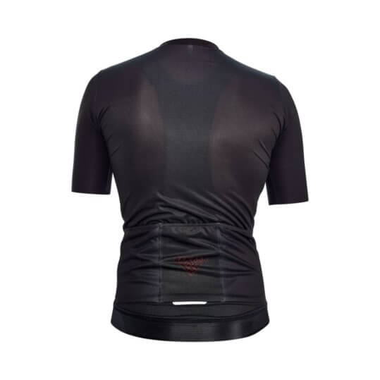 Schmolke Carbon Black Edition Jersey back