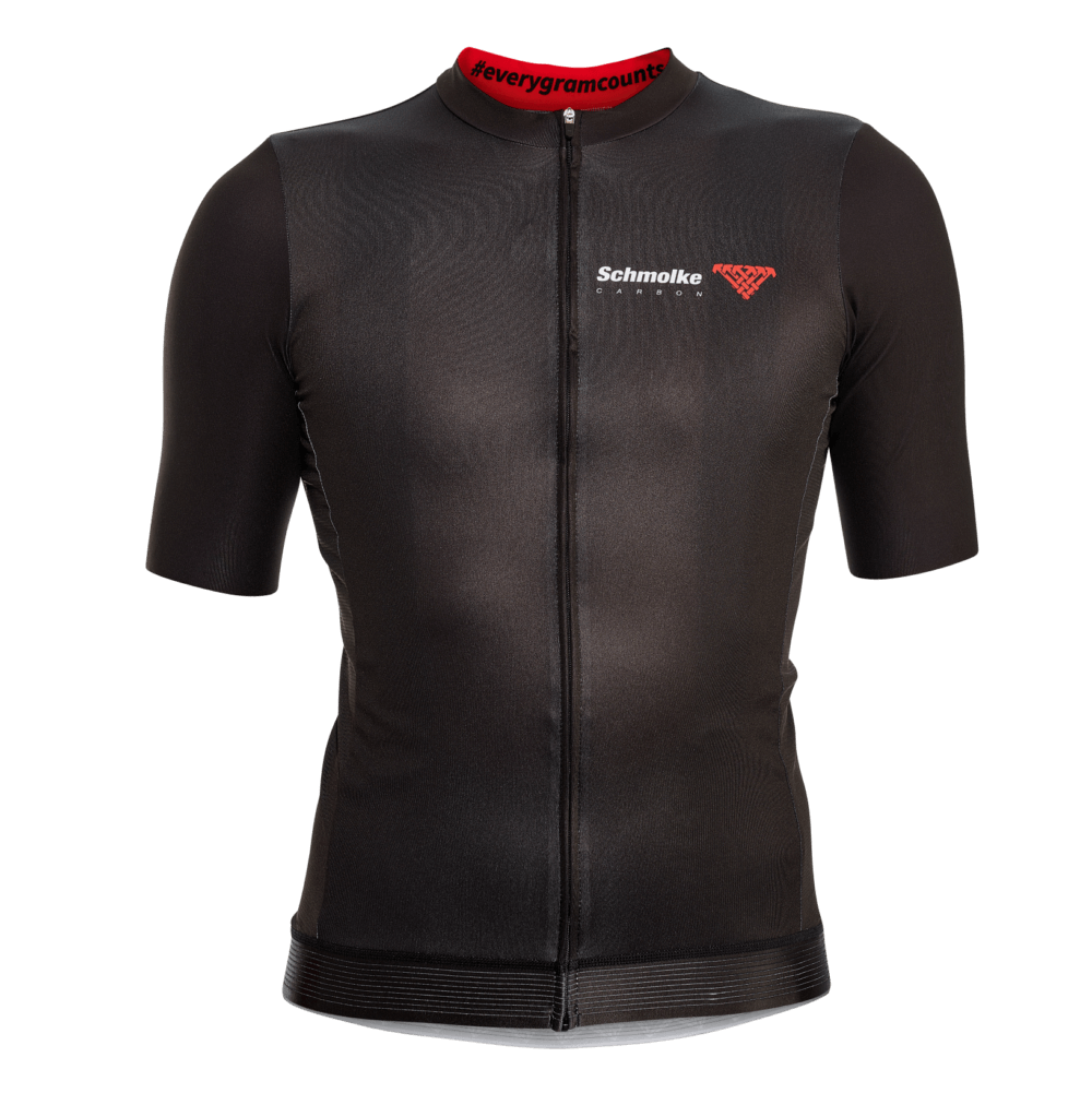Schmolke Carbon Black Edition Jersey